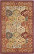Product Image of Traditional / Oriental Gold, Red (B) Area Rug
