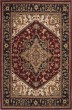 Product Image of Red, Ivory (A) Traditional / Oriental Area Rug