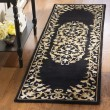 Product Image of Black, Ivory (B) Traditional / Oriental Area Rug