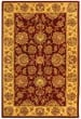 Product Image of Red, Gold (C) Traditional / Oriental Area Rug