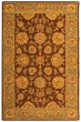 Product Image of Brown, Blue (J) Traditional / Oriental Area Rug