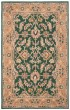 Product Image of Traditional / Oriental Dark Green, Gold (A) Area Rug