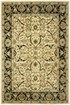 Product Image of Traditional / Oriental Ivory, Black (C) Area Rug