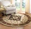 Product Image of Ivory, Red (A) Traditional / Oriental Area Rug