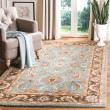 Product Image of Blue, Brown (B) Traditional / Oriental Area Rug
