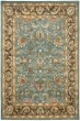 Product Image of Traditional / Oriental Blue, Brown (B) Area Rug