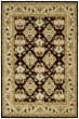 Product Image of Traditional / Oriental Espresso, Ivory (B) Area Rug