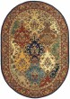 Product Image of Burgundy (A) Traditional / Oriental Area Rug