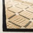 Product Image of Black, Gold (A)  Transitional Area Rug