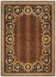 Product Image of Black, Gold (A) Traditional / Oriental Area Rug