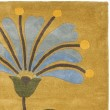 Product Image of Golden Olive (A) Floral / Botanical Area Rug