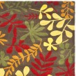 Product Image of Brown (A) Floral / Botanical Area Rug