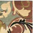 Product Image of Rust (A) Floral / Botanical Area Rug