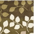 Product Image of Green, Beige (A) Floral / Botanical Area Rug