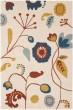 Product Image of Floral / Botanical Beige (E) Area Rug