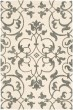 Product Image of Ivory, Grey (A) Transitional Area Rug