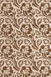 Product Image of Brown, Ivory (A) Floral / Botanical Area Rug