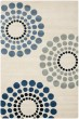 Product Image of Contemporary / Modern Ivory (A) Area Rug