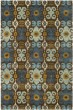Product Image of Bohemian Brown, Blue (B) Area Rug