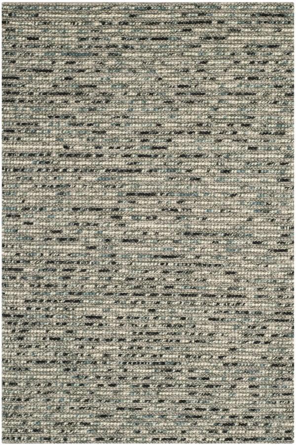 Grey (K) Rustic / Farmhouse Area Rug