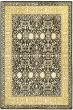 Product Image of Traditional / Oriental Black, Ivory (B) Area Rug