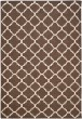 Product Image of Contemporary / Modern Brown, Ivory (C) Area Rug