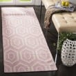 Product Image of Pink, Ivory (C) Moroccan Area Rug