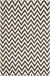 Product Image of Chevron Brown, Ivory (D) Area Rug