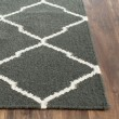 Product Image of Chocolate, Ivory (A) Moroccan Area Rug