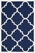 Product Image of Moroccan Navy, Ivory (D) Area Rug