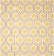 Product Image of Ivory, Yellow (A) Moroccan Area Rug