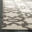 Product Image of Ivory, Grey (A) Moroccan Area Rug