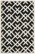 Product Image of Transitional Black Ivory (L) Area Rug