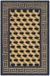 Product Image of Beige, Blue (A) Bordered Area Rug