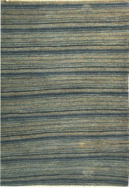 Blue (A) Natural Fiber Area Rug