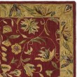 Product Image of Burgundy, Gold (A) Traditional / Oriental Area Rug
