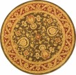 Product Image of Charcoal, Red (B) Traditional / Oriental Area Rug