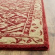 Product Image of Red, Ivory (B) Traditional / Oriental Area Rug