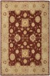Product Image of Traditional / Oriental Red, Sage (F) Area Rug