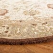 Product Image of Ivory, Brown (D) Traditional / Oriental Area Rug