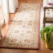 Product Image of Ivory, Rust (E) Traditional / Oriental Area Rug
