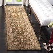 Product Image of Brown, Green (F) Traditional / Oriental Area Rug
