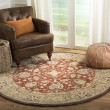 Product Image of Rust, Green (G) Traditional / Oriental Area Rug