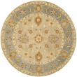 Product Image of Taupe, Grey (A) Traditional / Oriental Area Rug