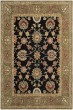 Product Image of Traditional / Oriental Black, Green (C) Area Rug