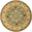 Product Image of Light Blue, Ivory (D) Traditional / Oriental Area Rug