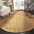 Product Image of Gold, Beige (A) Transitional Area Rug