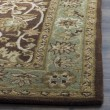 Product Image of Chocolate, Blue (D) Traditional / Oriental Area Rug