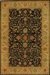Product Image of Traditional / Oriental Black (B) Area Rug