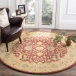 Product Image of Rust (C) Traditional / Oriental Area Rug
